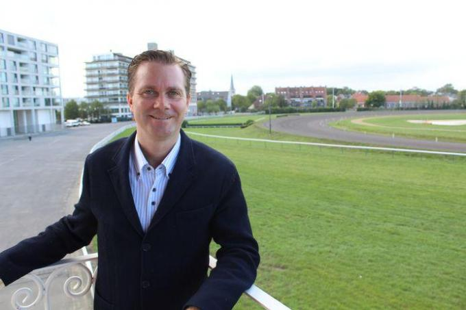 """""""Waregem Koerse is een totaalbeleving die veel volk verdient"""", aldus Bram Vandewalle. (foto PNW)"""