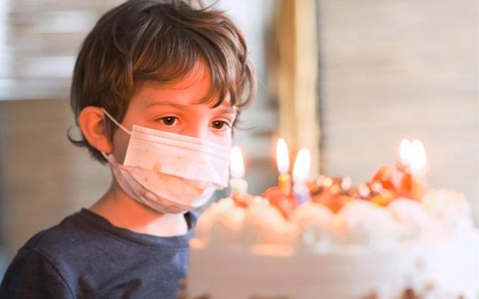 De oproep om verjaardagskaartjes te sturen naar de kleine C. (beeld ter illustratie) kon op heel wat bijval rekenen.© Getty