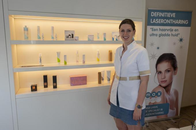 Jana Adriaen was al vaste medewerker in L'Essentielle. (foto MD)