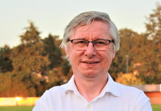 Secretaris Francky Vanlerberghe fungeert nu ook als afgevaardigde. (foto WD)