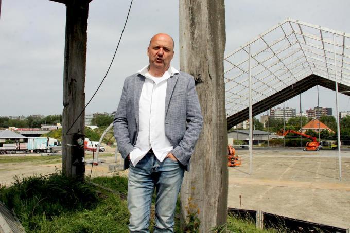 Jan Van Esbroeck, CEO Sportpaleis Group.© PADI/Daniël