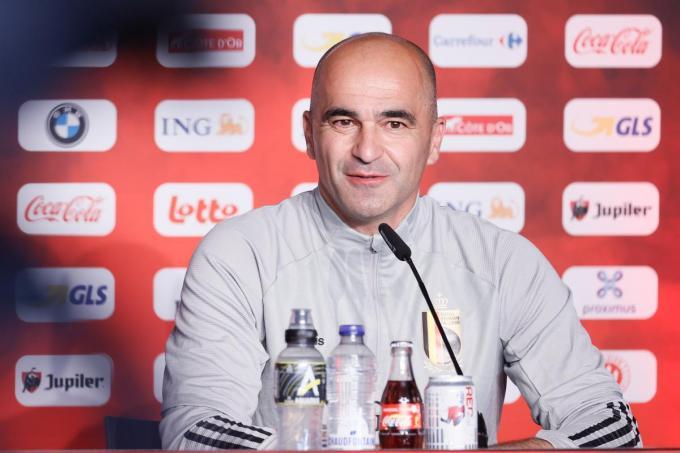 Waar moet bondscoach Martinez op letten om met een maximumscore door te stoten?©BRUNO FAHY Belga