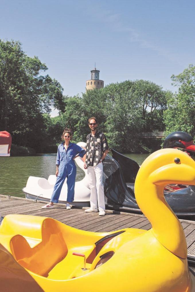 "Gus & Stella: ""Oostende is een plek met allure, complexiteit en diversiteit waar de creatieve scene beweegt.""© Gus & Stella"