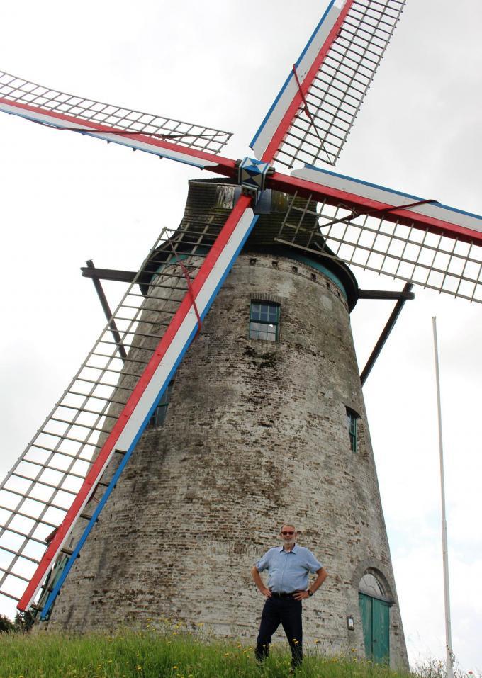Met de toegekende subsidie van bijna 130.000 euro krijgt de Witte Molen van Roksem een eerherstel.