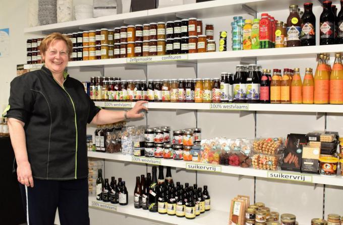 Voor Franciska Vandamme is er nu wellicht nog meer werk aan de winkel.© ZB
