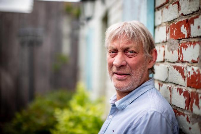 Hans Roelens krijgt een rol toebedeeld in 'Chantal', de spin-off van 'Eigen Kweek'.© Foto Kurt