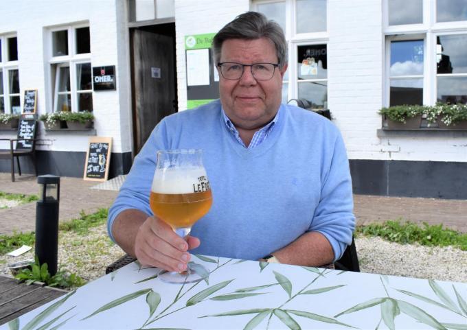 Koenraad Degroote geniet van een zomer in eigen Wakken. (foto TVW)