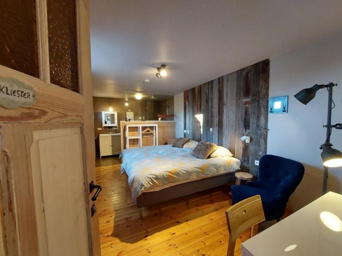 De kamers van de B&B geven je meteen een thuisgevoel.© gf