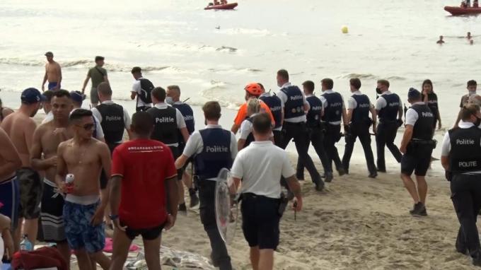De vechtpartij in augustus vorig jaar op het strand van Blankenberge staan nog vers in het geheugen gegrift.