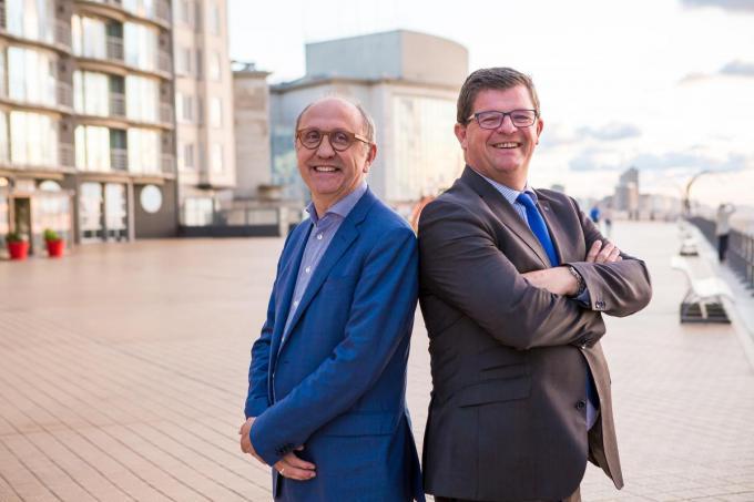 Bart Tommelein zocht en vond een coalitie zonder De Stadslijst van Johan Vande Lanotte en werd zo burgemeester van Oostende. Nochtans was die Stadslijst groter dan zijn Open VLD