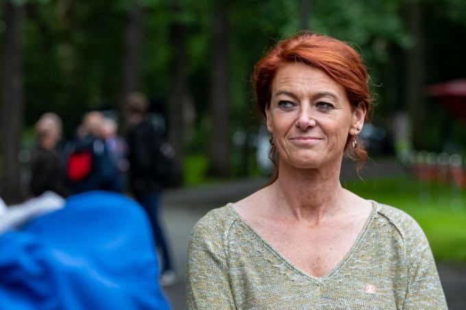 Kortrijks burgemeester Ruth Vandenberghe vervangt Vincent Van Quickenborne die minister werd in de regering-De Croo.