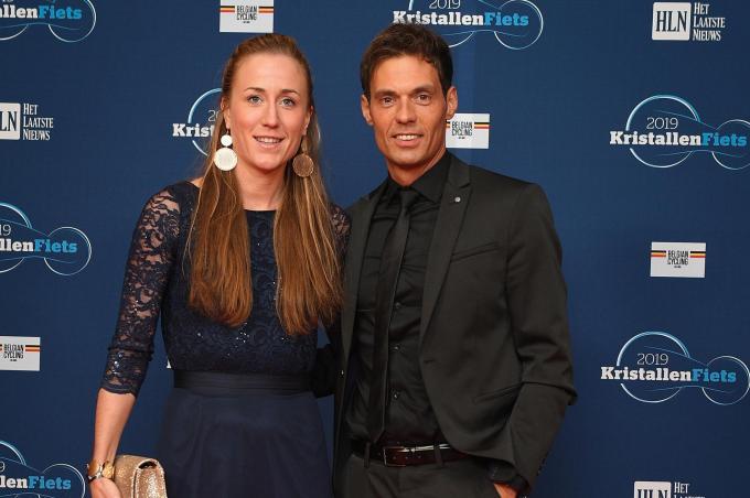 Lindsey De Grande en Sven Vanthourenhout.