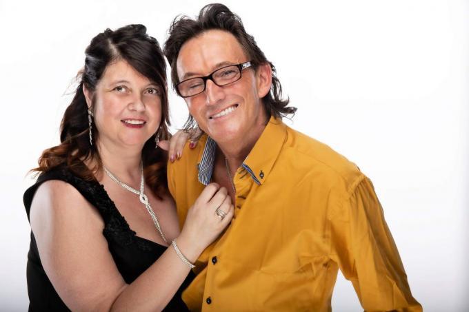 Mieke en Francis