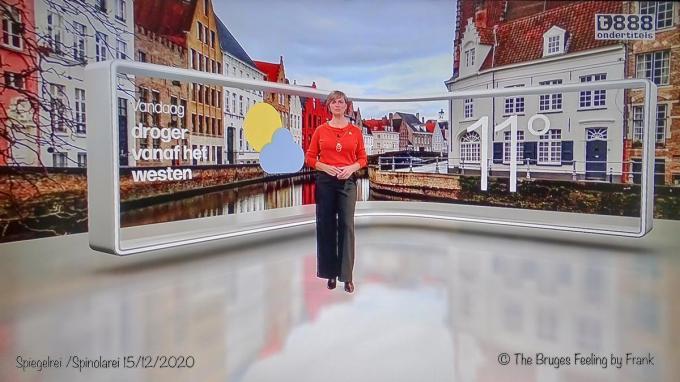 """In september 2019 rondde Frank bij Sabine Hagedoren, Frank Deboosere en Bram Verbruggen al de kaap van honderd beelden: """"Ik zit nog altijd met een zekere spanning te kijken."""""""