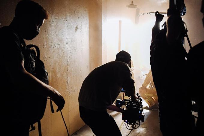 De reeks is de eerste fictiereeks voor het (West-Vlaams) productiehuis Geronimo. (gf)