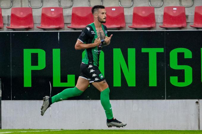 Alejandro Millan luidde de comeback van Cercle Brugge in.