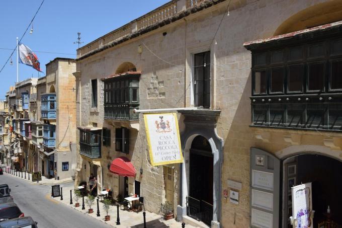 Casa Rocca Piccola is de thuis van markies de Piro én een schitterende B&B.
