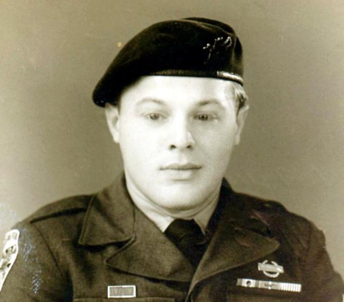 Oscarl Demol sneuvelde in 1953 in Korea.