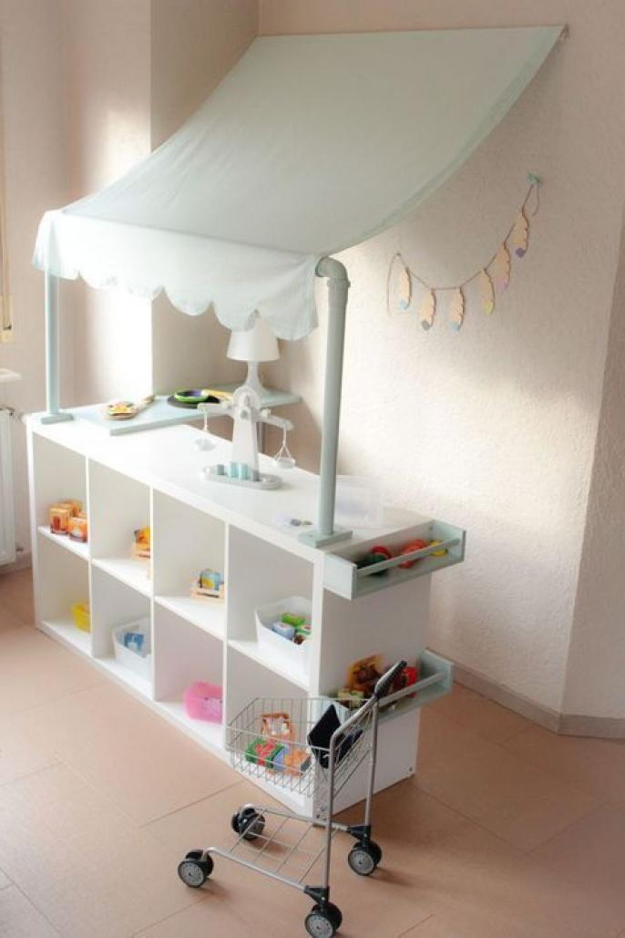 Ikea Hacks Voor De Babykamer Kinderkamer Van Lamp Kast