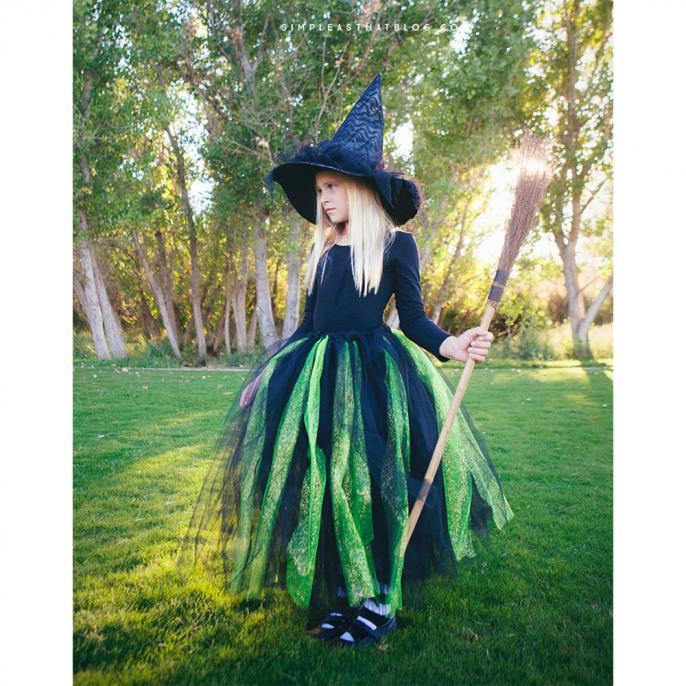 Ongekend Zo maak je gemakkelijk zelf een Halloween kostuum - Libelle Mama ZI-26