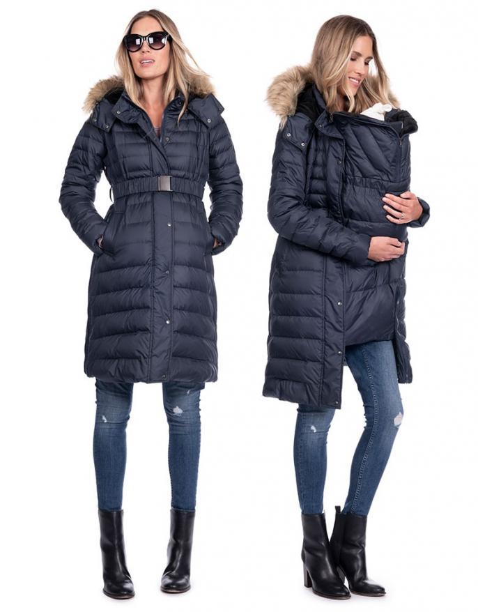 Enceinte en hiver  7 manteaux parfaits pour affronter le froid avec ... 8015b566c60