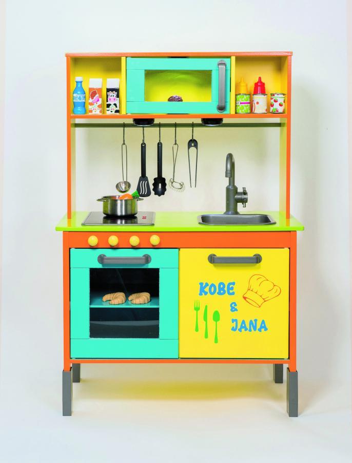 Diy 4x Make Over Van Het Ikea Keukentje Libelle Mama