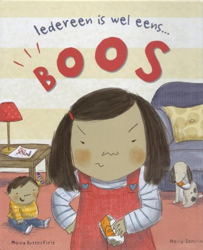 kinderboeken omgaan met emoties