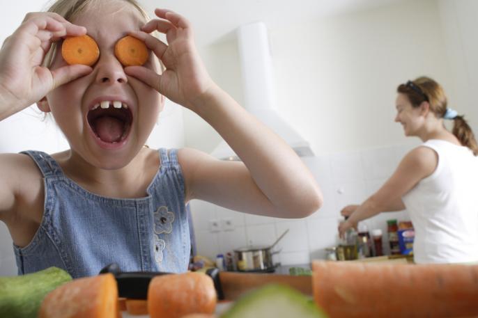 groenten kinderen koken