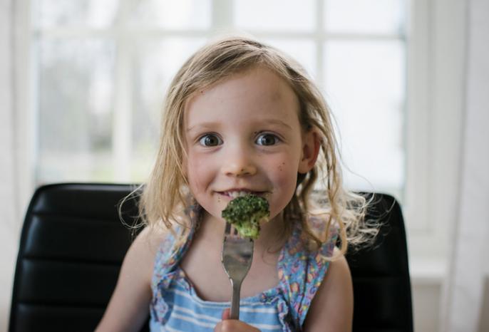 meer groenten eten kinderen
