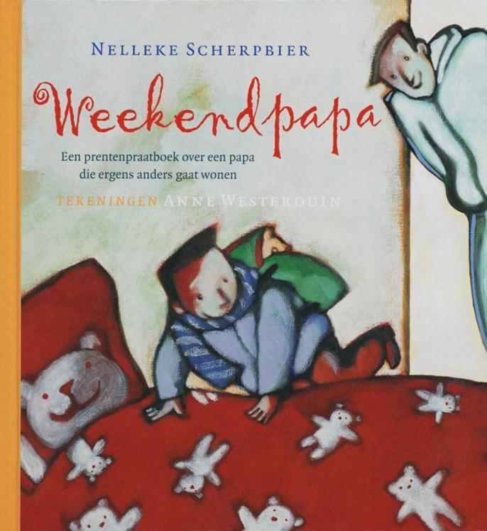 kinderboeken over echtscheiden