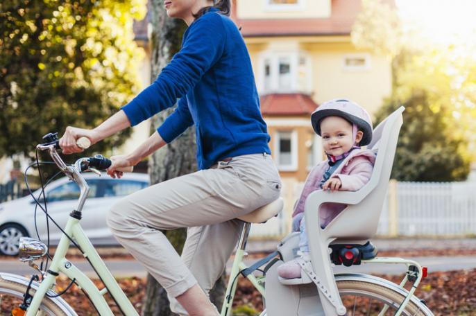 fietshelm baby