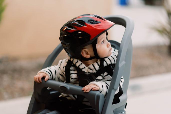 baby fietshelm