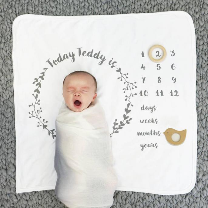 mijlpalen baby