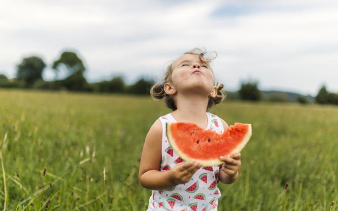 gezond gewicht kind