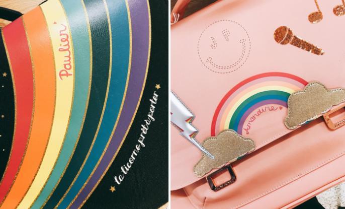 personaliseer je boekentas