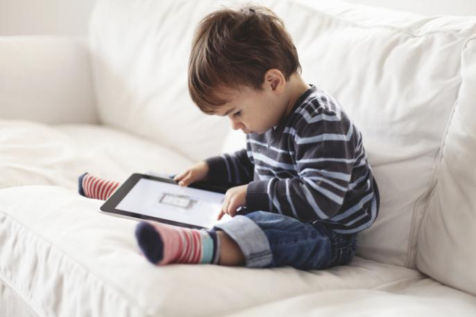 tablet baby peuter