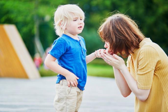 EHBO kleine kinderen