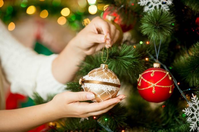 kerstboom kleuren