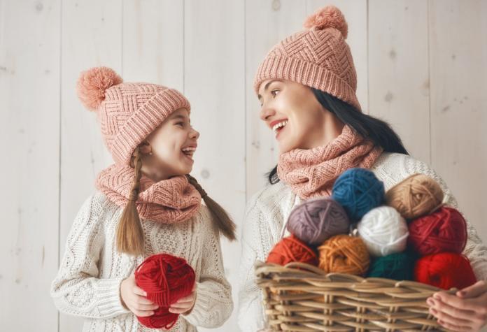 Des pulls d hiver à tricoter 81e0dd2ea69