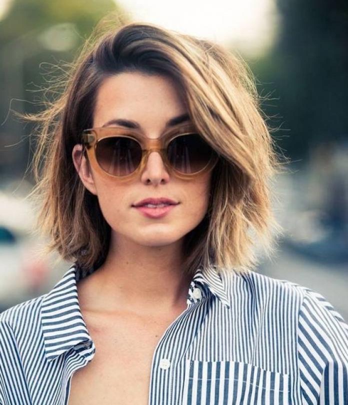 Tendance Coiffure 7 Coupes Pour Cheveux Fins Femmes D Aujourd Hui