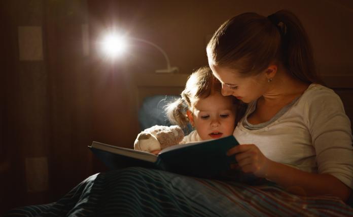 samen lezen met kind