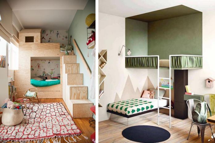 Inrichting Grote Slaapkamer : Kinderkamer delen inspiratie en tips voor de inrichting libelle