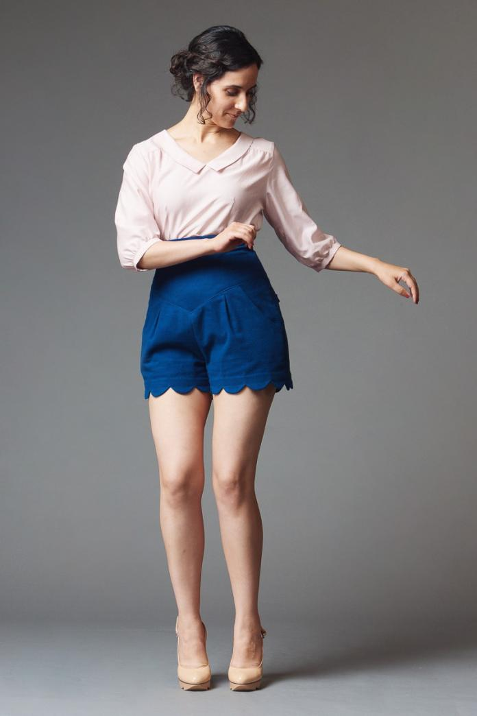 Couture: 10 patrons pour coudre un short