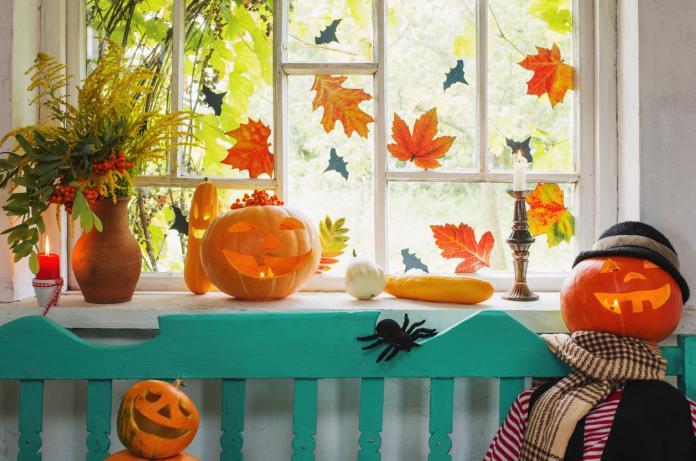 Halloween arrive, c est l occasion de créer un petit univers monstrueux  chez soi. 75d8e9bfd917