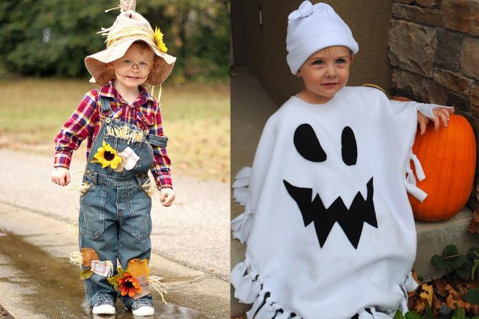 Hoe Ga Je Verkleed Met Halloween.Zo Maak Je Gemakkelijk Zelf Een Halloween Kostuum Libelle Mama