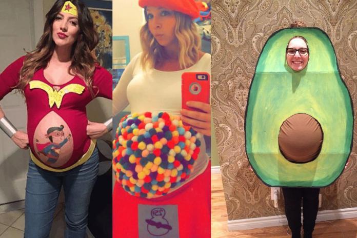 Halloween Zwanger.Zwanger Tijdens Halloween Zo Verkleed Je Je Libelle Mama