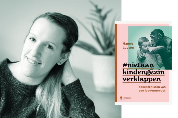 Hanne Luyten #nietaankindengezinverklappen