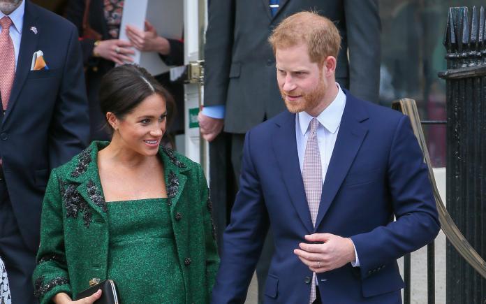 Le prince Harry et Meghan Markle n'annonceront pas
