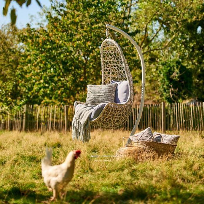 Chaise suspendue New wings CASA