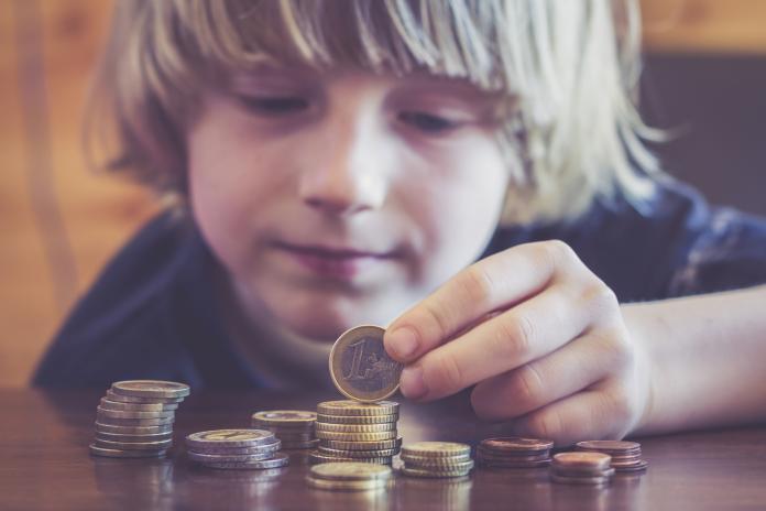 kinderen en geld